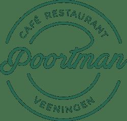Café-Restaurant Poortman - Veeningen, route Ommen - Meppel